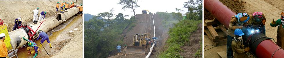 Operación y Mantenimiento de Oleoductos y Gasoductos